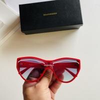 Balenciaga AAA Quality Sunglasses #877296