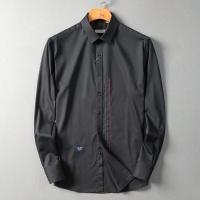 Christian Dior Shirts Long Sleeved For Men #877568