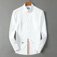 Christian Dior Shirts Long Sleeved For Men #877578
