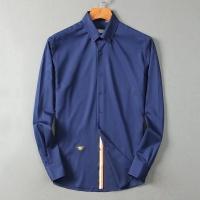 Christian Dior Shirts Long Sleeved For Men #877579