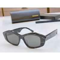 Balenciaga AAA Quality Sunglasses #877895