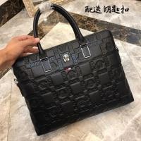 Versace AAA Man Handbags #877974