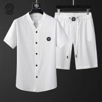 Versace Tracksuits Short Sleeved For Men #878010