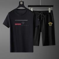 Versace Tracksuits Short Sleeved For Men #878348