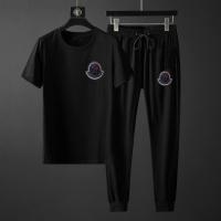 Moncler Tracksuits Short Sleeved For Men #878385