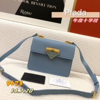 Prada AAA Quality Messeger Bags For Women #879138
