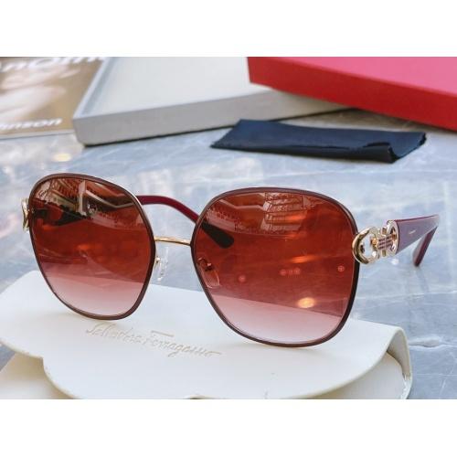 Ferragamo Salvatore FS AAA Quality Sunglasses #879225