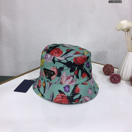 Cheap Prada Caps #880101 Replica Wholesale [$32.00 USD] [W#880101] on Replica Prada Caps