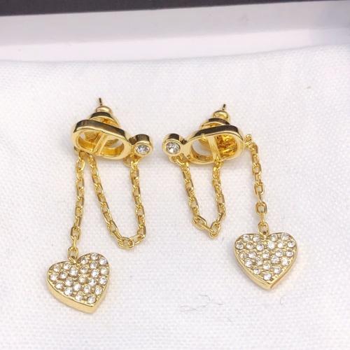 Cheap Christian Dior Earrings #881039 Replica Wholesale [$29.00 USD] [W#881039] on Replica Christian Dior Earrings