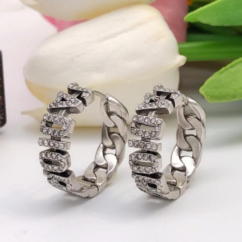 Cheap Christian Dior Earrings #881044 Replica Wholesale [$29.00 USD] [W#881044] on Replica Christian Dior Earrings