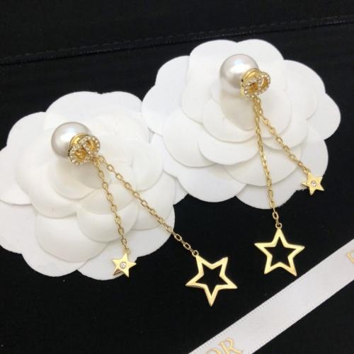 Cheap Christian Dior Earrings #881045 Replica Wholesale [$29.00 USD] [W#881045] on Replica Christian Dior Earrings