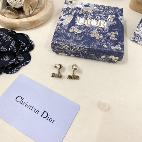 Cheap Christian Dior Earrings #881048 Replica Wholesale [$34.00 USD] [W#881048] on Replica Christian Dior Earrings