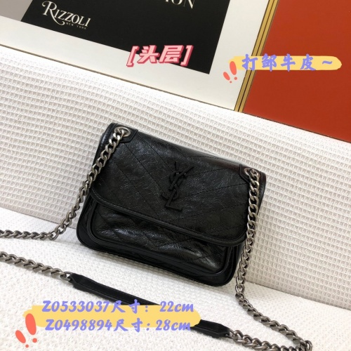 Cheap Yves Saint Laurent YSL AAA Messenger Bags For Women #882108 Replica Wholesale [$112.00 USD] [W#882108] on Replica Yves Saint Laurent YSL AAA Messenger Bags