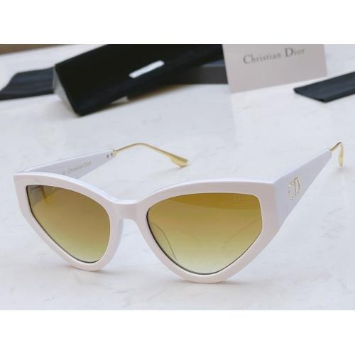 Cheap Christian Dior AAA Quality Sunglasses #882658 Replica Wholesale [$60.00 USD] [W#882658] on Replica Christian Dior AAA Quality Sunglasses
