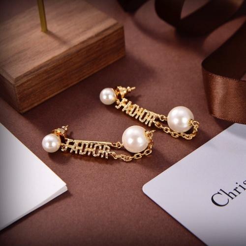 Christian Dior Earrings #883412
