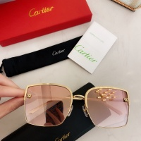 Cartier AAA Quality Sunglasses #879416
