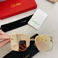 Cartier AAA Quality Sunglasses #879419