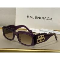 Balenciaga AAA Quality Sunglasses #879423