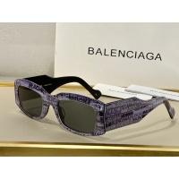 Balenciaga AAA Quality Sunglasses #879425