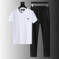 Armani Tracksuits Short Sleeved For Men #879567