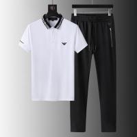 Armani Tracksuits Short Sleeved For Men #879590