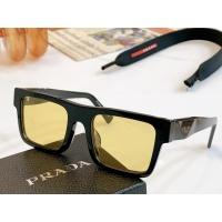 Prada AAA Quality Sunglasses #879757