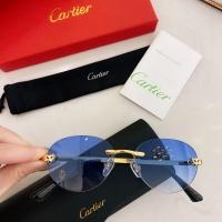 Cartier AAA Quality Sunglasses #879809