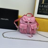 Prada AAA Backpacks For Women #880438
