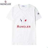 Moncler T-Shirts Short Sleeved For Men #880531
