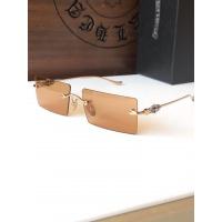 Chrome Hearts AAA Quality Sunglasses #880639