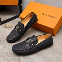 Armani Leather Shoes For Men #880795