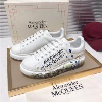 Alexander McQueen Casual Shoes For Men #880811