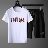 Christian Dior Tracksuits Short Sleeved For Men #881230