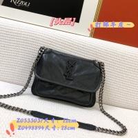 Yves Saint Laurent YSL AAA Messenger Bags For Women #882106