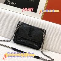 Yves Saint Laurent YSL AAA Messenger Bags For Women #882108