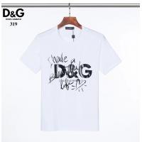 Dolce & Gabbana T-Shirts Short Sleeved For Men #882143
