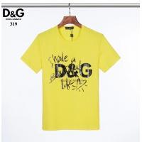 Dolce & Gabbana T-Shirts Short Sleeved For Men #882144