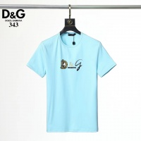 Dolce & Gabbana T-Shirts Short Sleeved For Men #882147