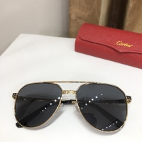 Cartier AAA Quality Sunglasses #882211
