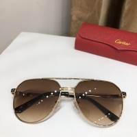 Cartier AAA Quality Sunglasses #882212