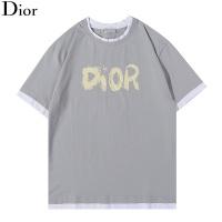 Christian Dior T-Shirts Short Sleeved For Men #882870