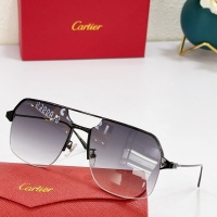 Cartier AAA Quality Sunglasses #883482