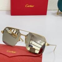 Cartier AAA Quality Sunglasses #883486