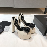 Yves Saint Laurent YSL High-Heeled Shoes For Women #883488