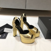 Yves Saint Laurent YSL High-Heeled Shoes For Women #883493
