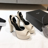 Yves Saint Laurent YSL High-Heeled Shoes For Women #883494
