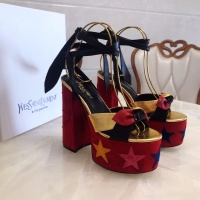Yves Saint Laurent YSL High-Heeled Shoes For Women #883495