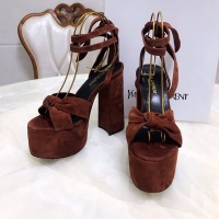 Yves Saint Laurent YSL High-Heeled Shoes For Women #883499