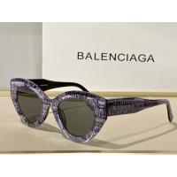 Balenciaga AAA Quality Sunglasses #883512