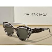 Balenciaga AAA Quality Sunglasses #883517